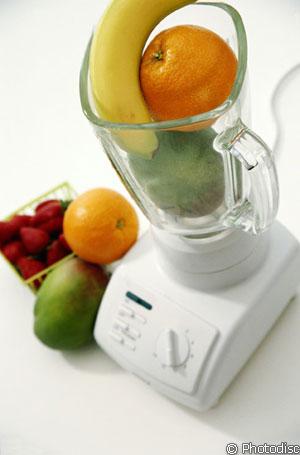 Obst, Gemüse versorgen den Körper mit den nötigen Nährstoffen.