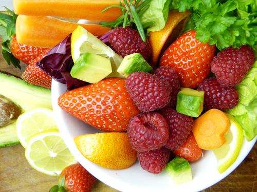 Die beste Zwischenmahlzeit für Kinder ist frisches Obst!