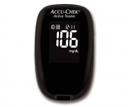 Blutdruckmessgerät: Accu-Chek Aviva Nano