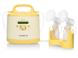Muttermilchpumpe: Medela<sup>®</sup> Symphony