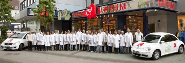 Ein starkes Team für Ihre Gesundheit!