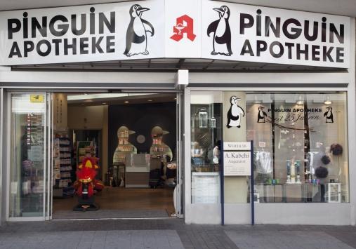 Pinguin-Apotheke Werth 16