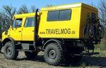 Unimog 1250 als Wohnmobil