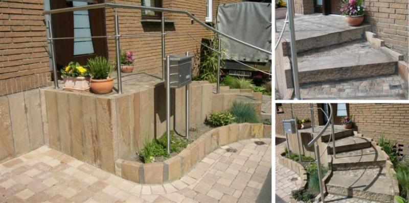 Pflasterarbeiten Deimel Garten Und Landschaftsbau Meisterbetrieb