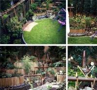 Bild Asiatischer Garten